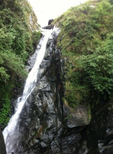 Bhagsu waterfall, Dharamsala